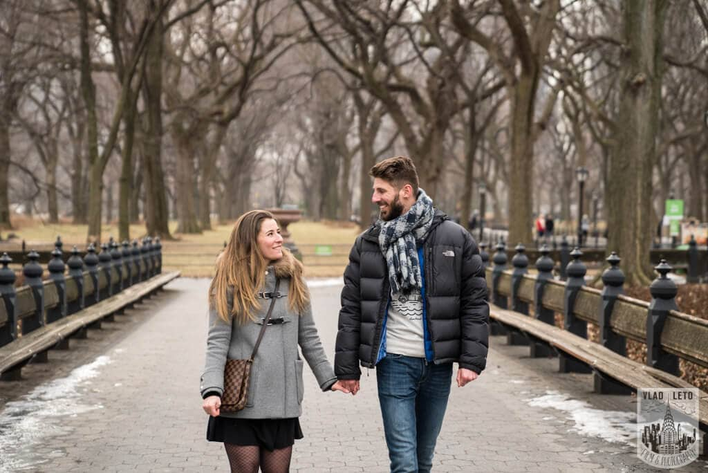 Photo 9 Central Park proposal by Bow Bridge. | VladLeto