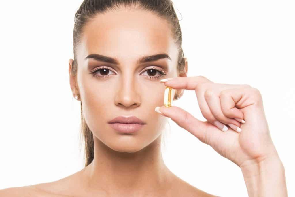 women's beauty supplements