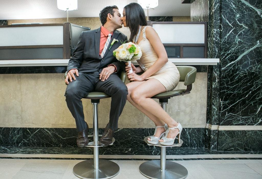 Photo City Hall Wedding 1 | VladLeto