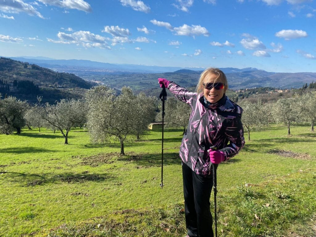 sandra slow florence tours guide