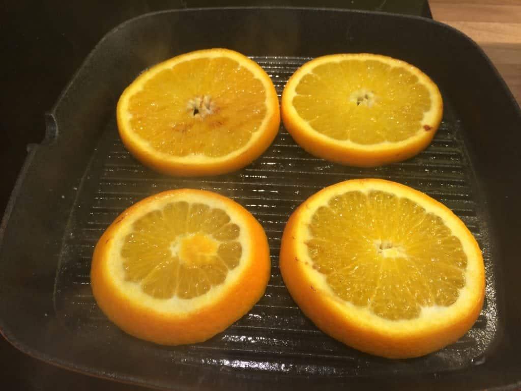 Orange Pancake 3