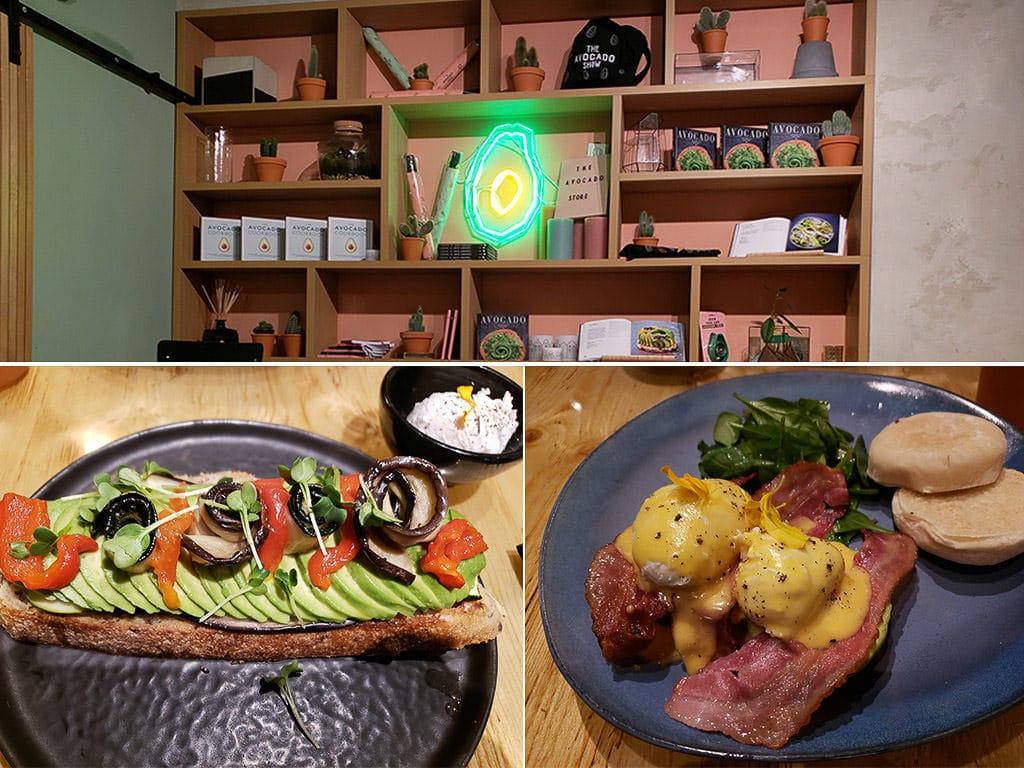 avocado show in amsterdam breakfast