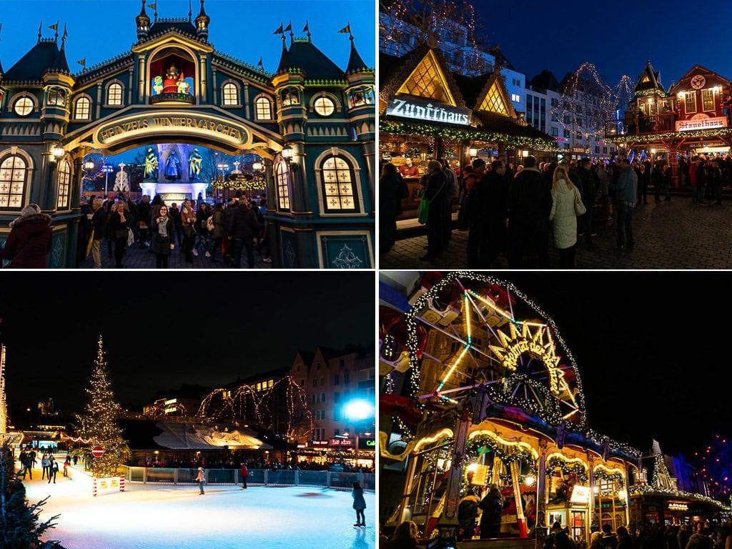 Heinzels Wintermärchen cologne christmas market in germany