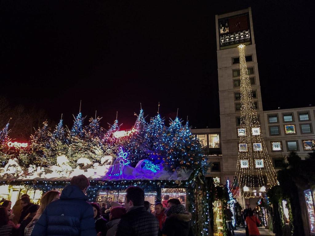stuttgart christmas market in germany