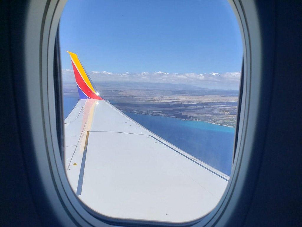 unaccompanied minor flying with outhwest