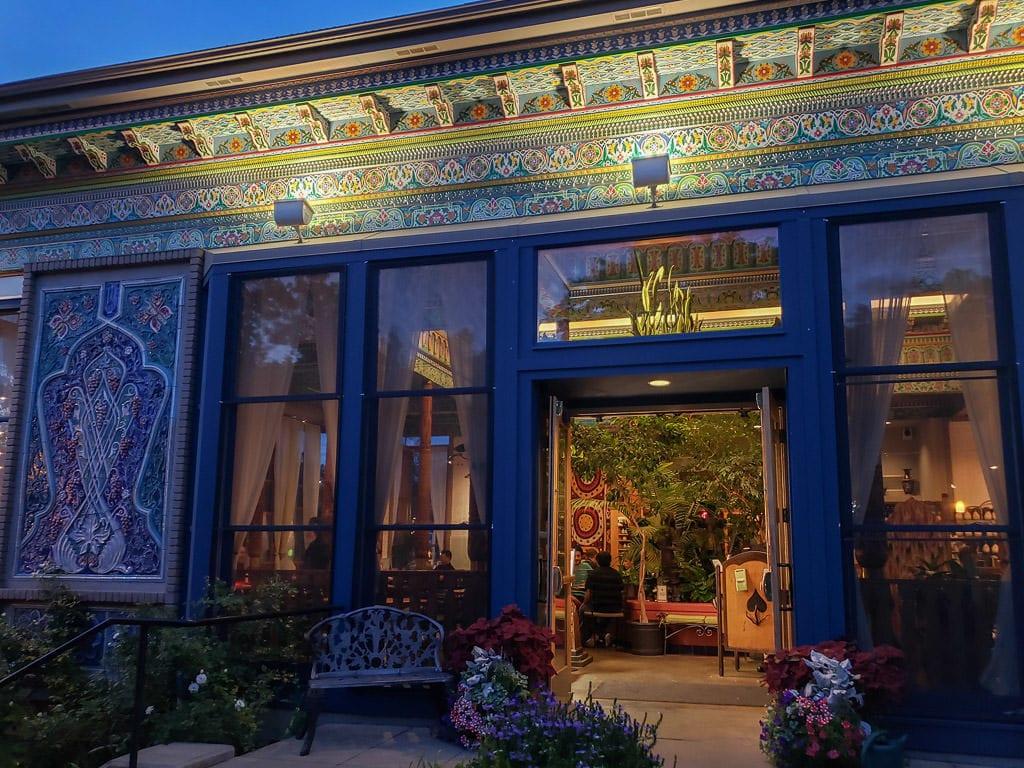 hotel boulderado getaway colorado dushanbe tea house