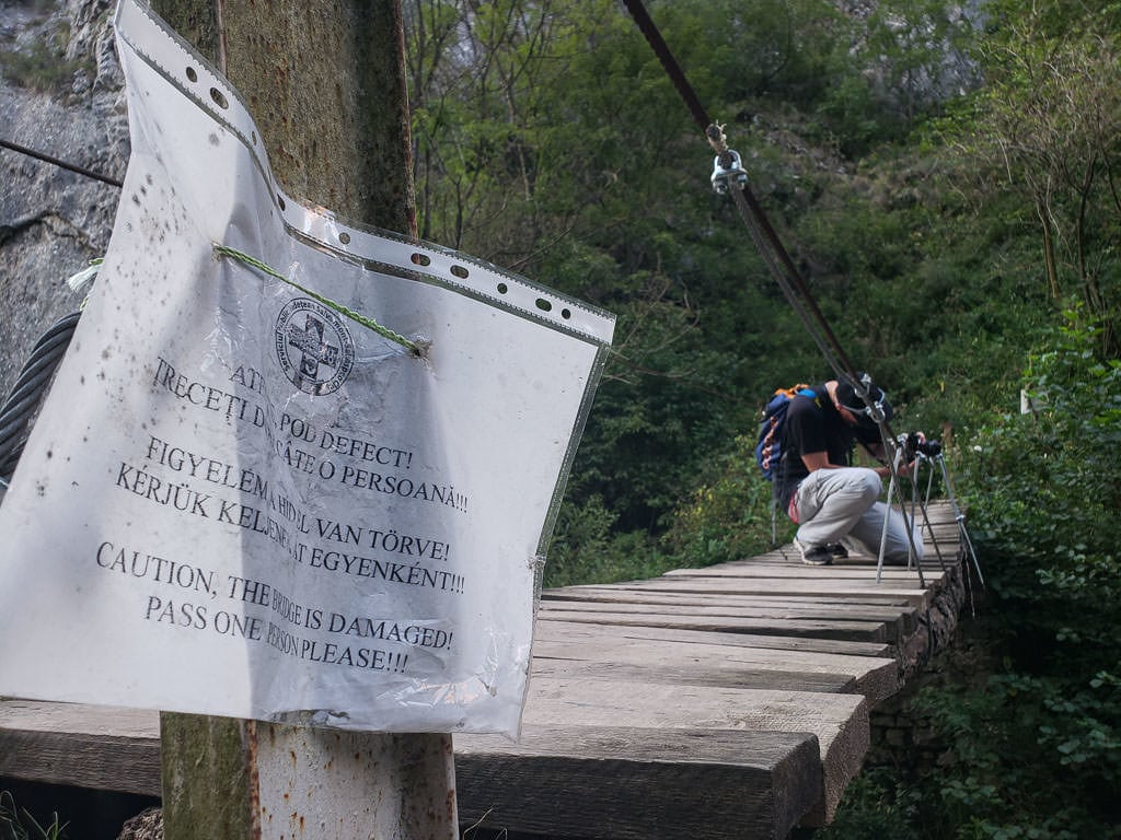 turda gorge romania road trip