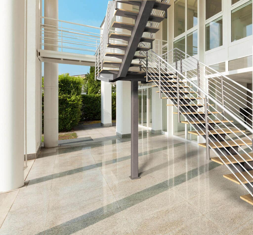 Architectural Stair Installation