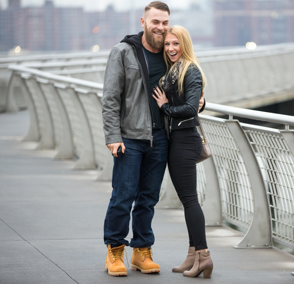 Photo 7 Greenpoint Brooklyn marriage proposal at secret spot. | VladLeto