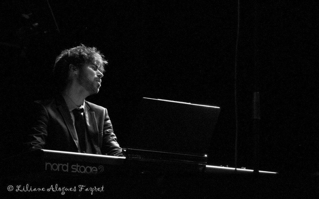Greg en concert au théâtre de Villefranche