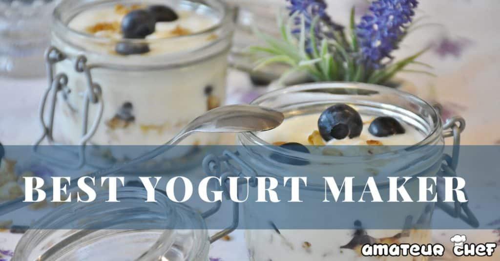 Best Yoghurt Maker