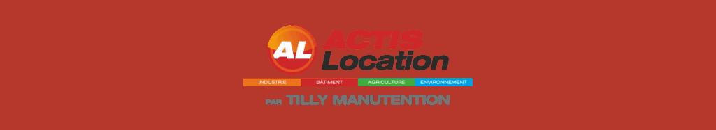 Actis location par Tilly Manutention
