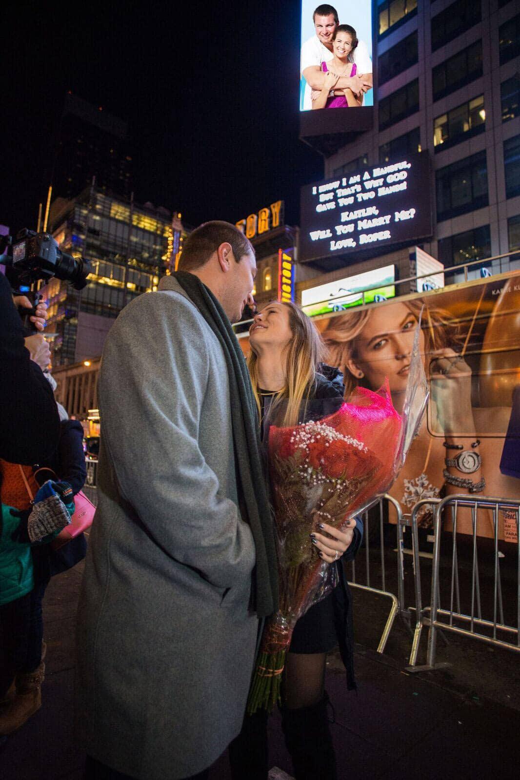 Photo 3 Times Square Billboard Proposal 2   VladLeto
