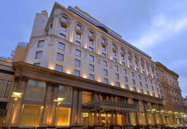 ARARAT PARK HYATT HOTEL 5*