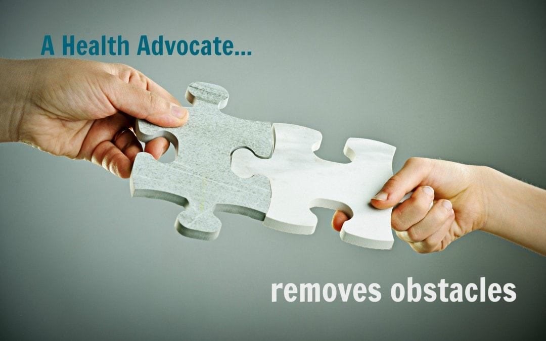 A Health Advocate Removes Obstacles
