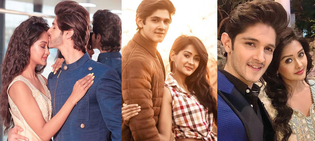 Rohan Mehra and Kanchi Singh about their Relationship