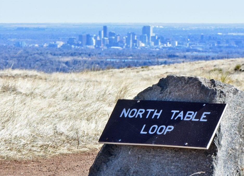 North Table Mountain Hike Near Denver, CO