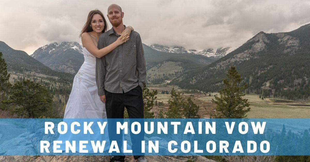 A Rocky Mountain Vow Renewal in Colorado