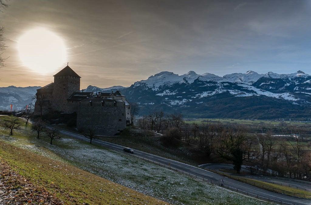 A Relaxing & Romantic Winter Stop in Liechtenstein