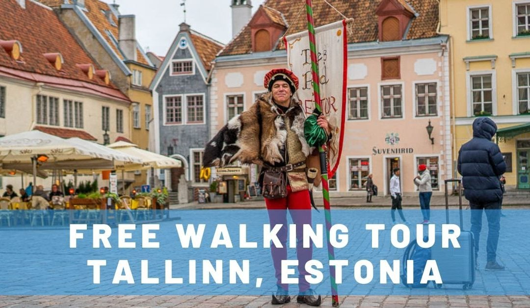 Free Walking Tour of Tallinn with Tales of Reval