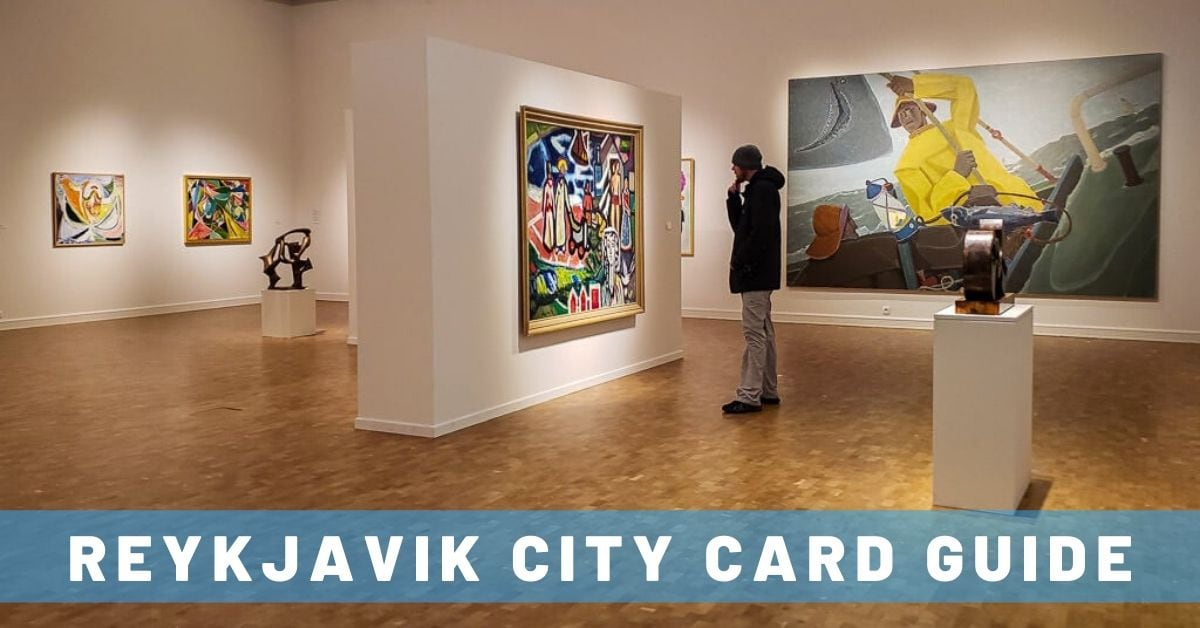 Everything You Can Do with a Reykjavik City Card
