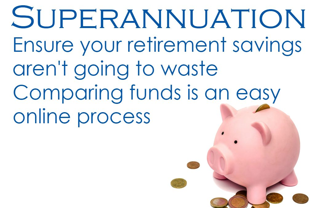 The Easy Way to Compare Superannuation Funds