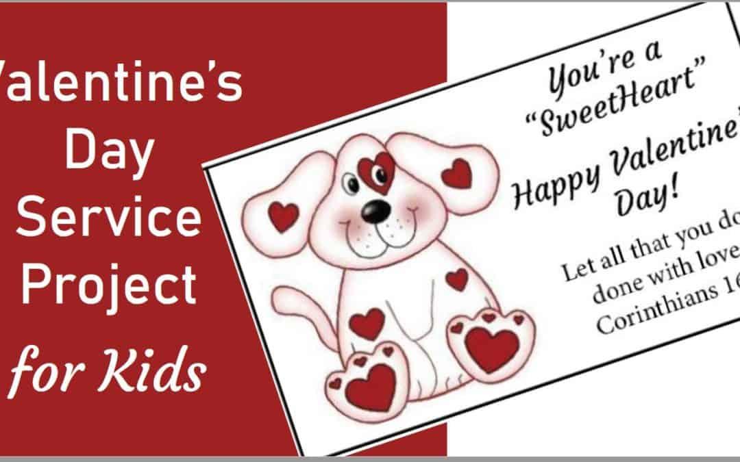Simple Valentine Service Project