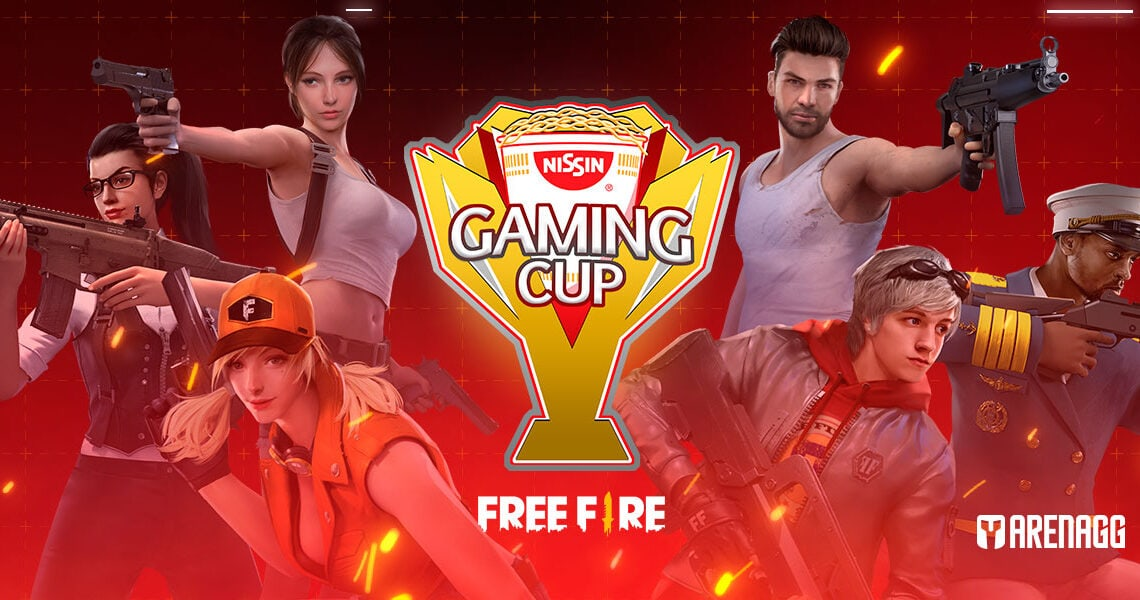 Nissin Gaming Cup Free fire