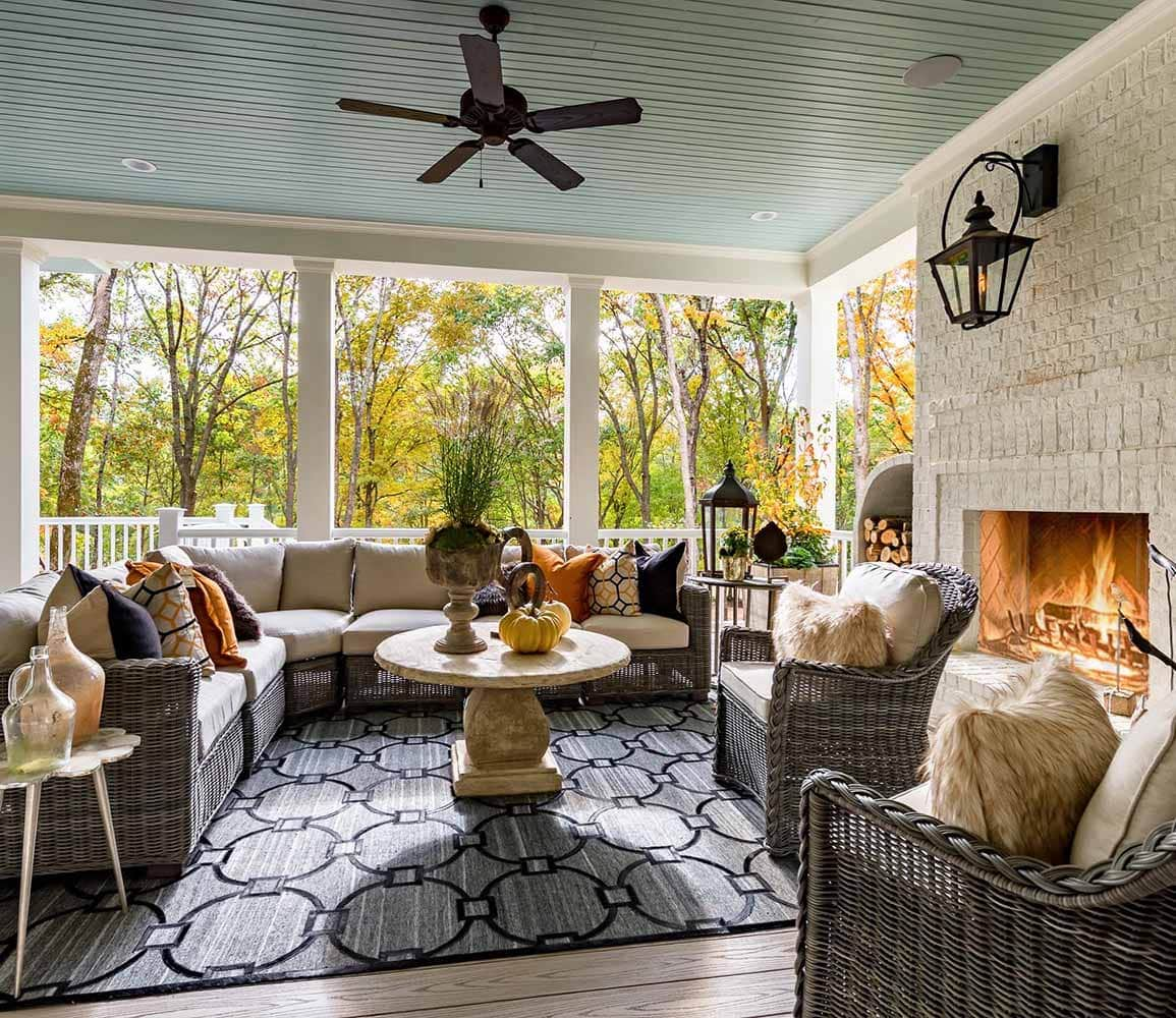 Southern Living Outdoor Living Spaces