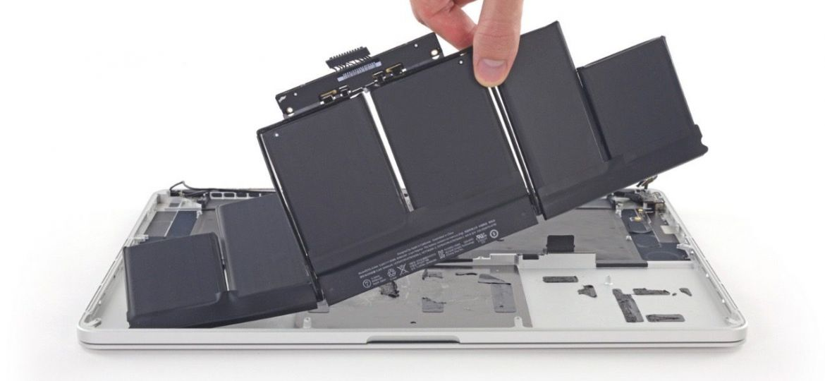 MacBook Pro Battery Replacement