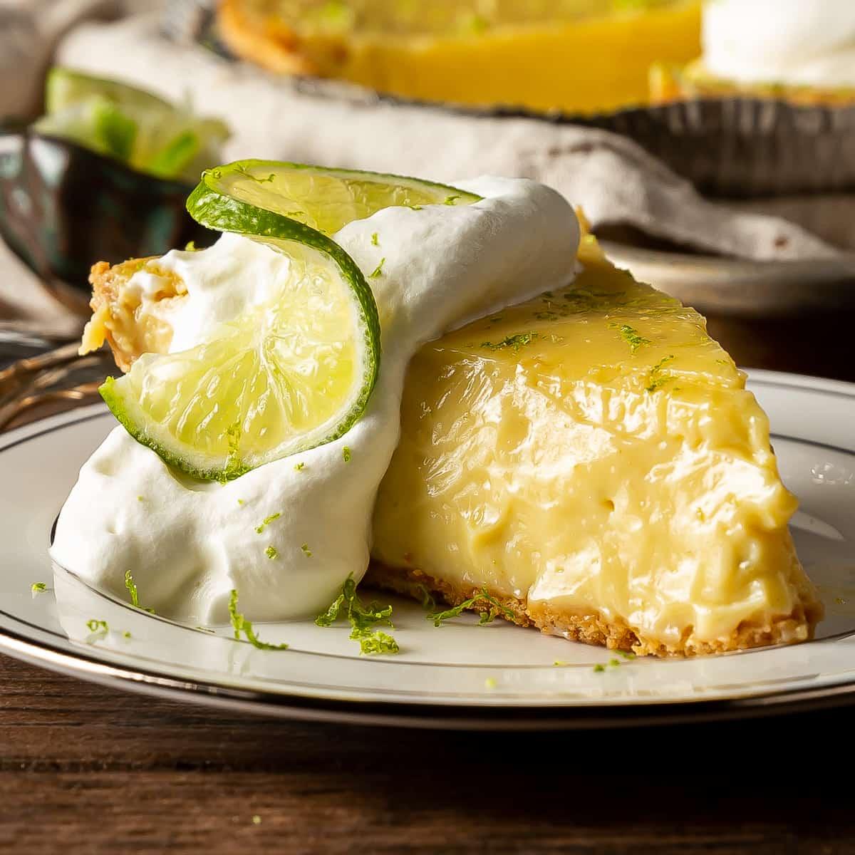 easy key lime pie recipe