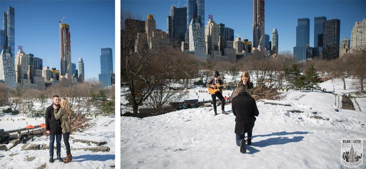 Photo 5 Central Park Proposal: Tips, Spots & Best Places to Proposal in Central Park   VladLeto   VladLeto