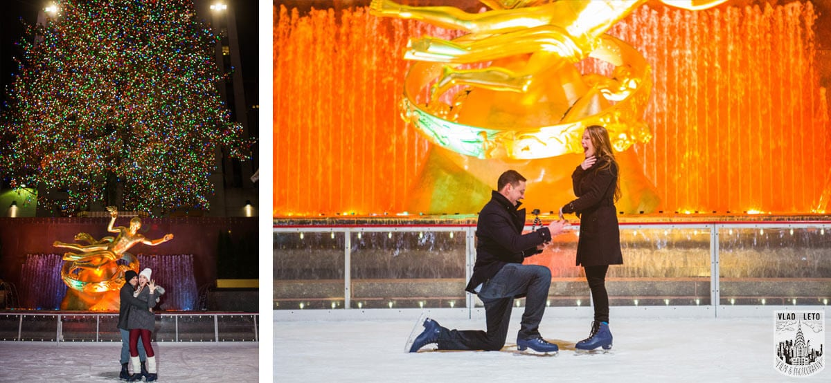Photo 2 Best Holiday Proposal Ideas in NYC | VladLeto