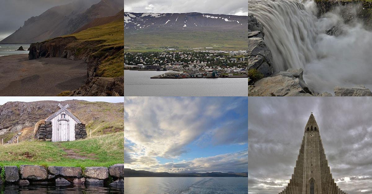East Iceland to Westfjords Road Trip Recap