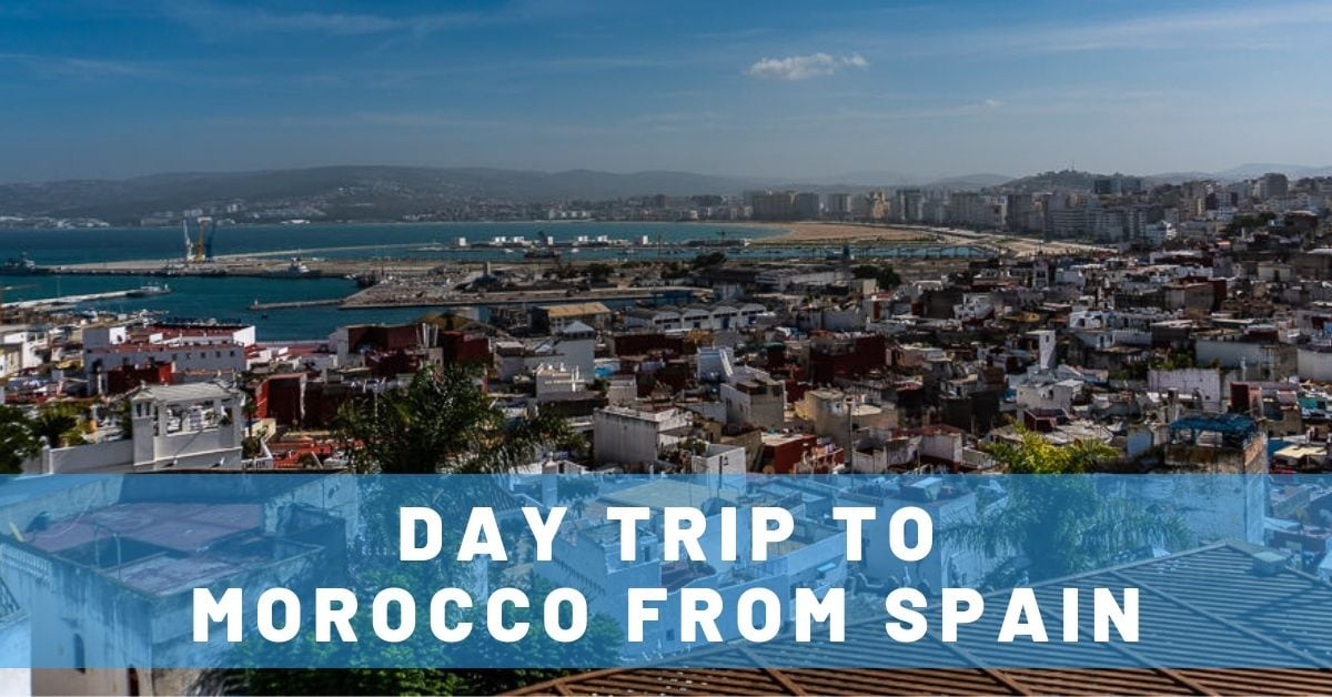 6 Hours in Tangier: Day Trip to Morocco from Spain