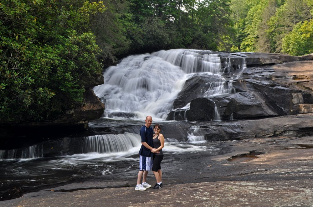 Perfect Weekend in North Carolina (Our Engagement Story)