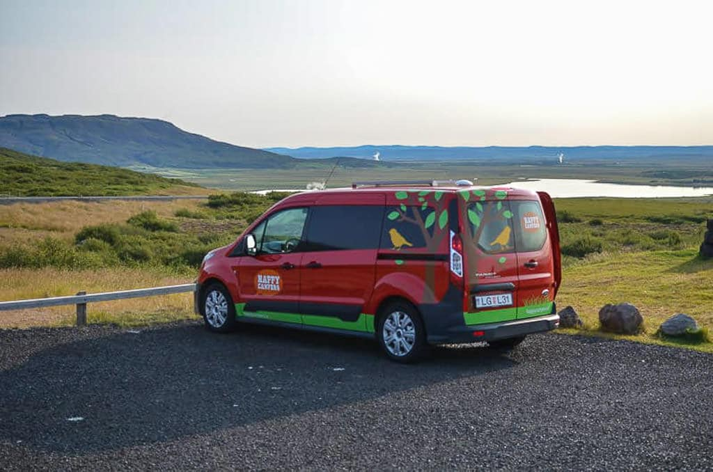 How Two Weeks of Van Life in Iceland Led to Full-Time RV Life