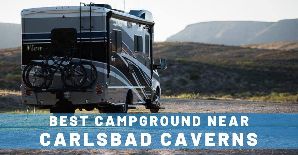 Camp Washington Ranch: Campground Near Carlsbad Caverns