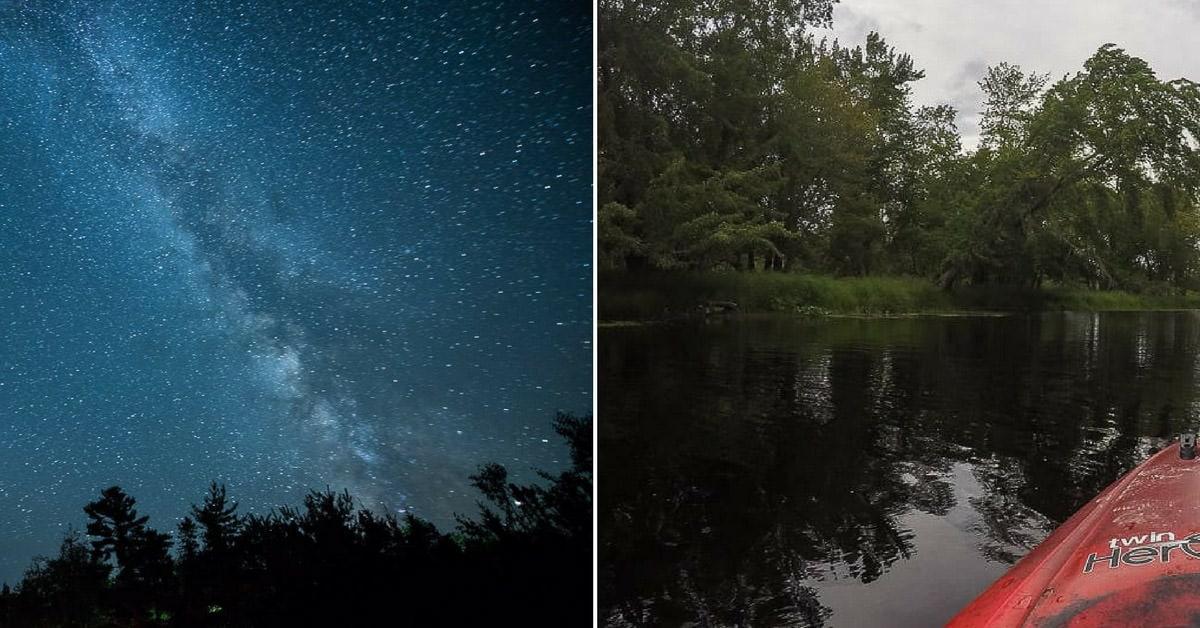 Still Water, Dark Skies: Kejimkujik National Park in Nova Scotia