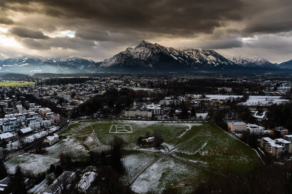 Scenic Salzburg, Austria – A Two-Day Winter Visit