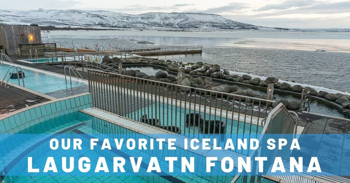 Laugarvatn Fontana Geothermal Baths in the Golden Circle: The BEST Iceland Spa Day!