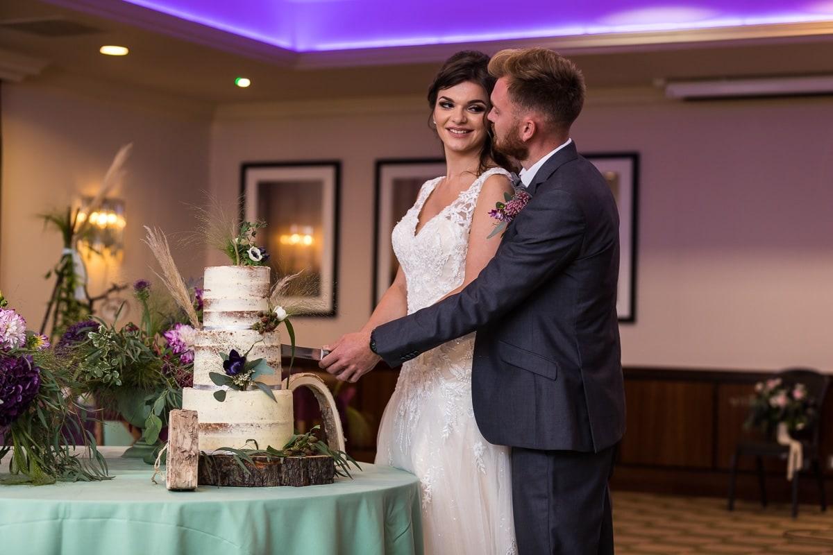 Hilton Doubletree Cambourne, Wedding Cake