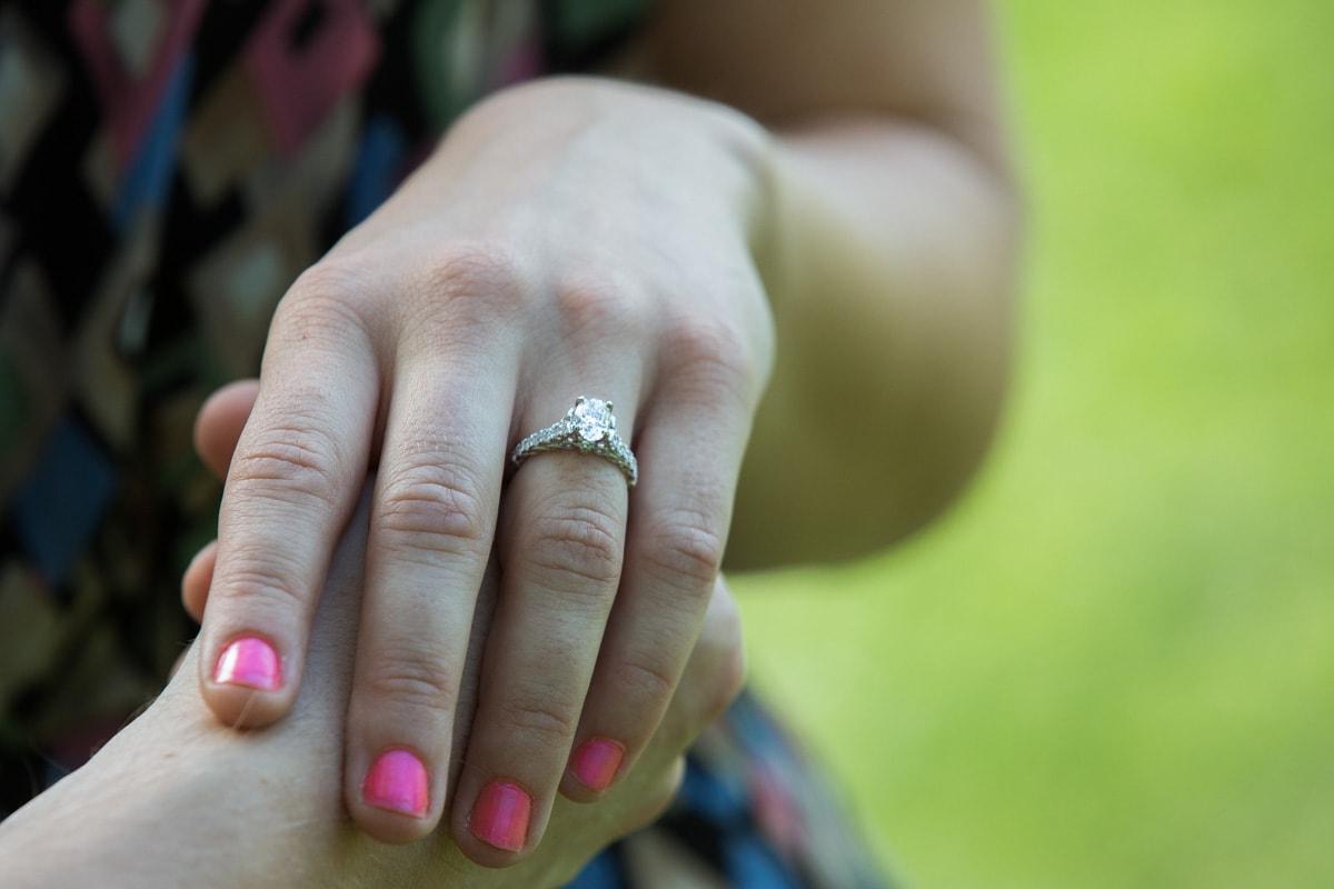 Photo 7 Shakespeare Garden Marriage Proposal | VladLeto
