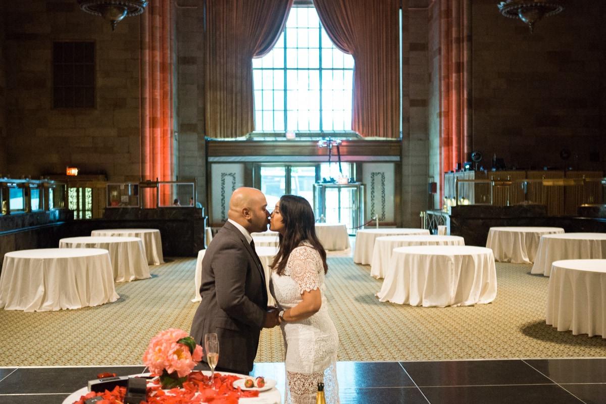 Photo 4 Wedding proposal at Cipriani Grand Central   VladLeto