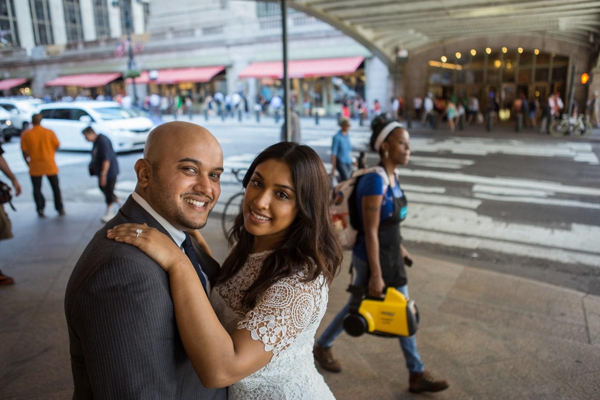 Photo 10 Wedding proposal at Cipriani Grand Central   VladLeto