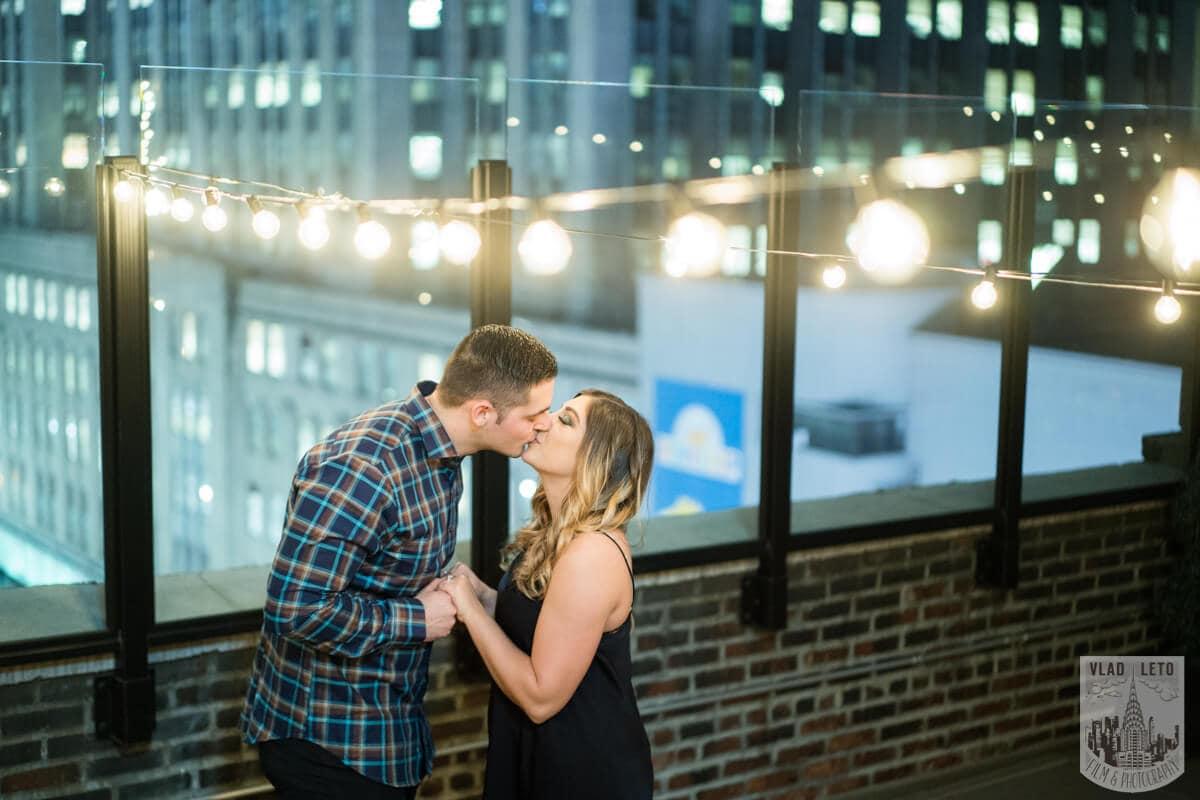 Photo 10 Empire state building view Surprise Marriage Proposal | VladLeto