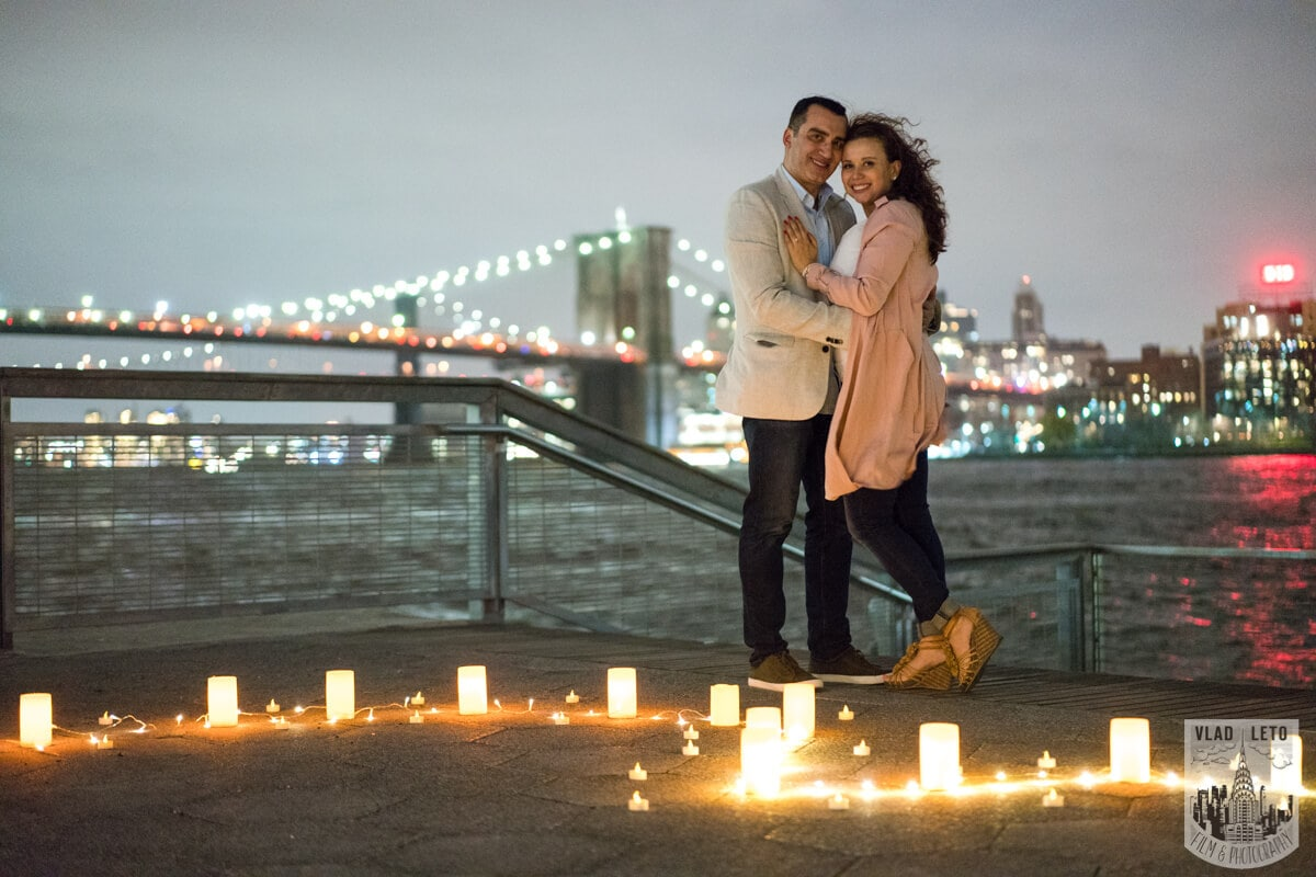 Photo 7 Marriage proposal at Pier 15 with mariachi band, NYC   VladLeto