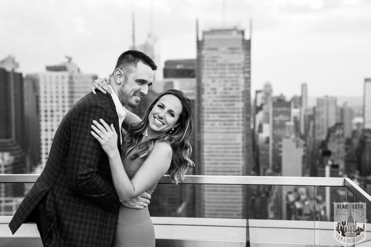 Photo 4 Empire State Building view Rooftop proposal   VladLeto