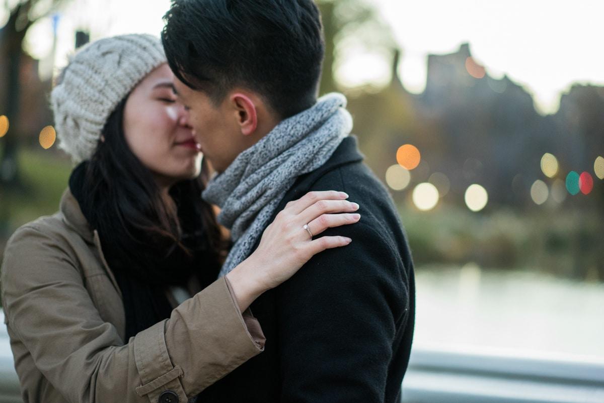 Photo 2 Bow Bridge Marriage proposal. NYC | VladLeto