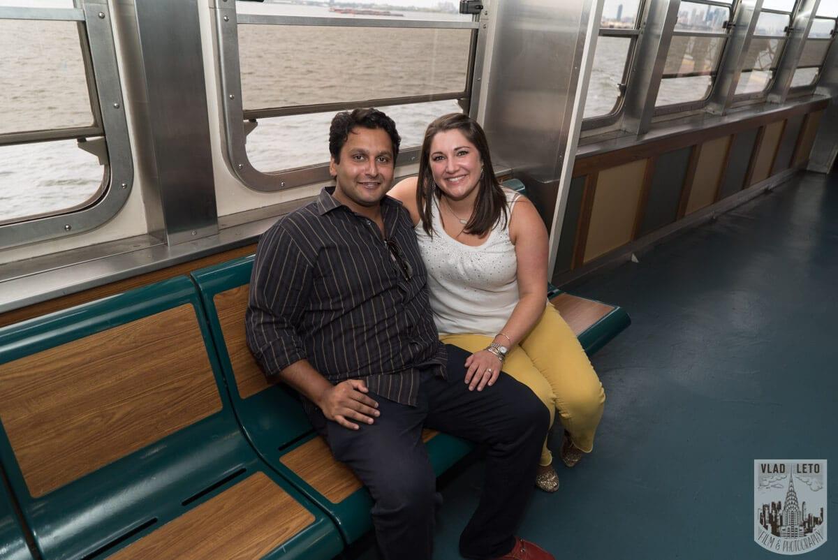 Photo 4 Staten Island Ferry Marriage Proposal | VladLeto